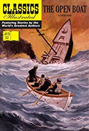 Classics Illustrated JES #32: The Open Boat