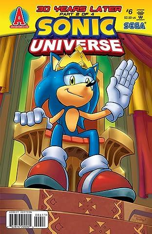 Sonic Universe #6