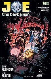 Joe the Barbarian #3 (of 8)