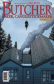 The Boys: Butcher Baker Candlestickmaker #5