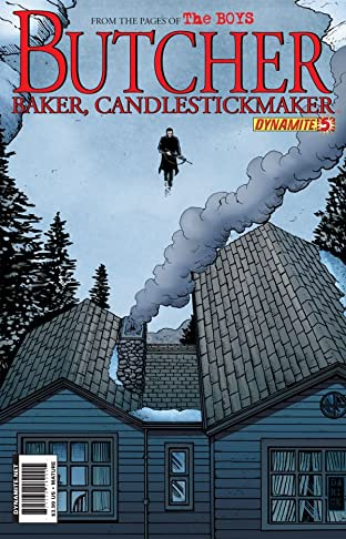 The Boys: Butcher Baker Candlestickmaker #5
