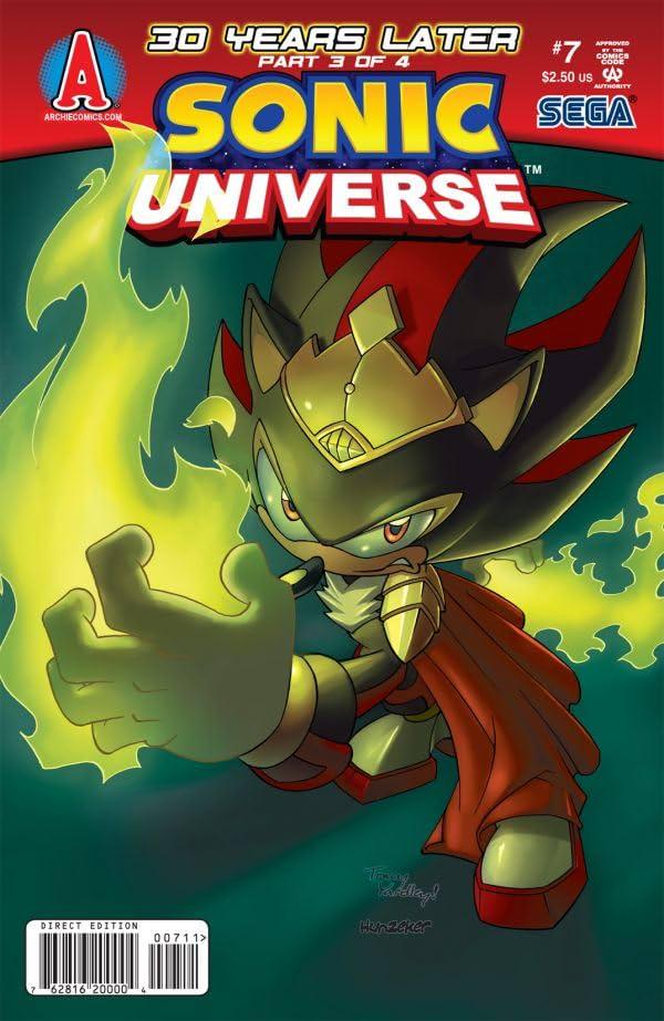 Sonic Universe #7