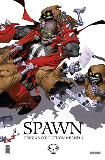 Spawn Origins Vol. 3