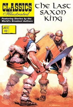 Classics Illustrated JES #49: The Last Saxon King