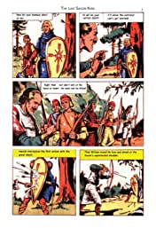 Classics Illustrated JES #49: The Last Saxon King