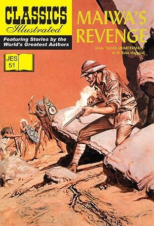 Classics Illustrated JES #51: Maiwa's Revenge