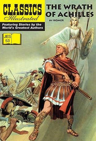 Classics Illustrated JES #53: The Wrath of Achilles