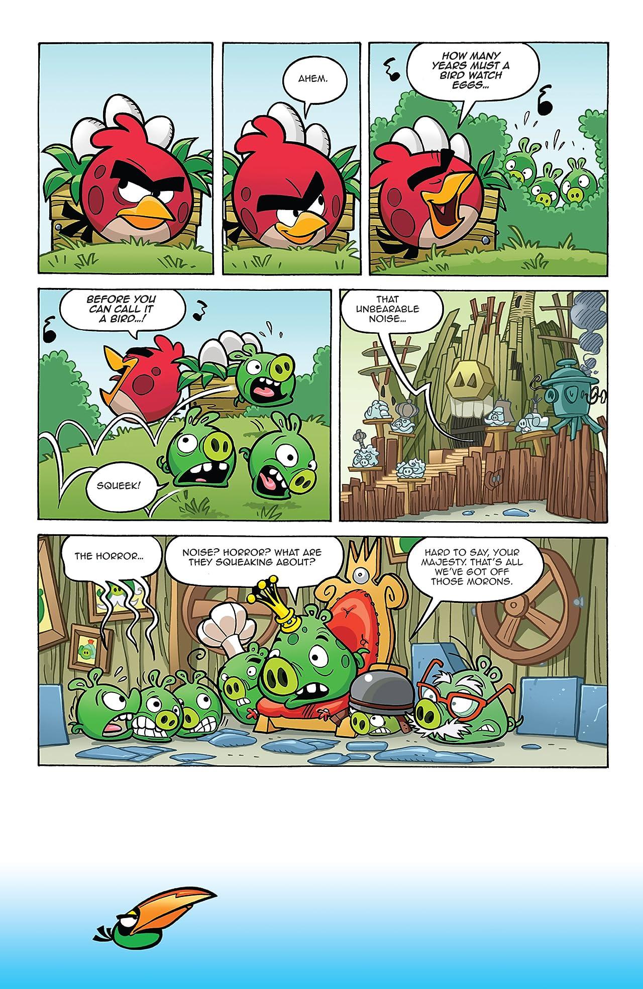 Angry Birds Comics #7