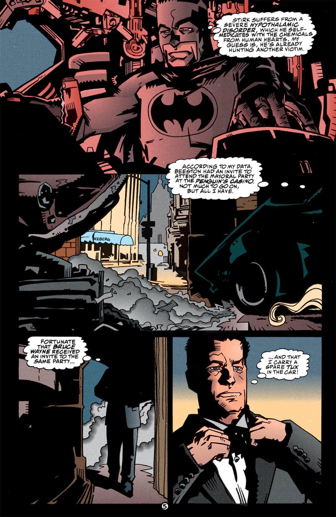 Batman: Shadow of the Bat #47