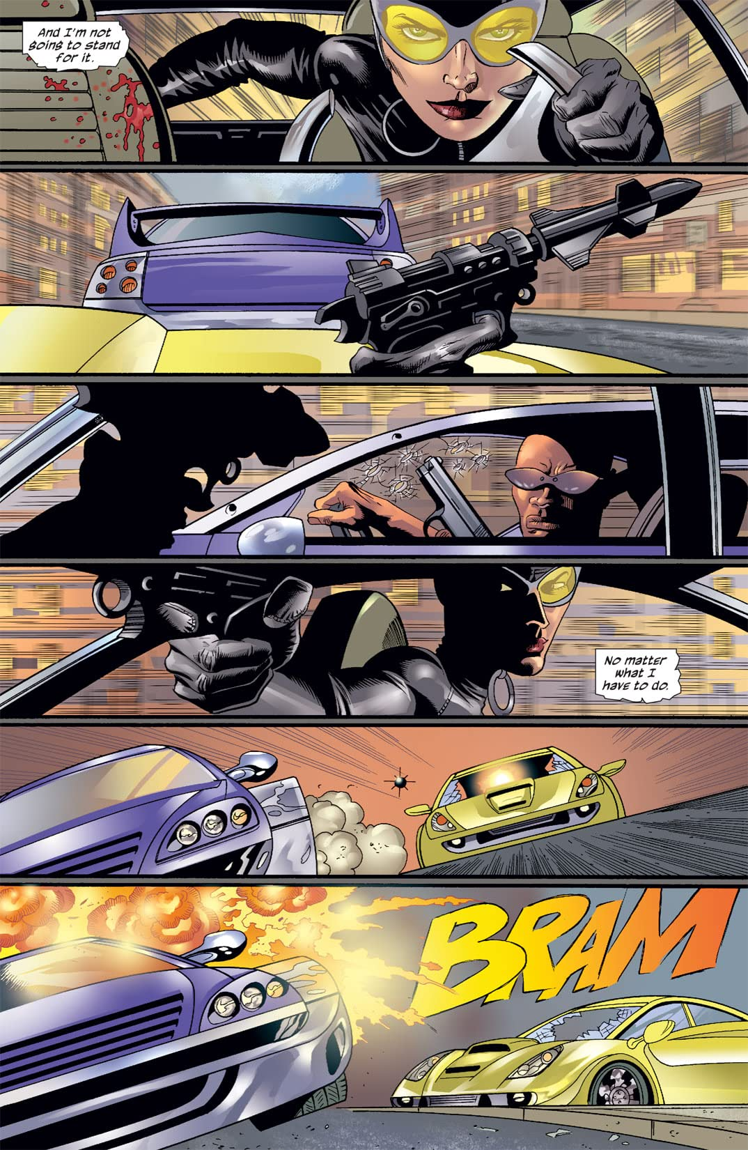 Catwoman (2002-2008) #34