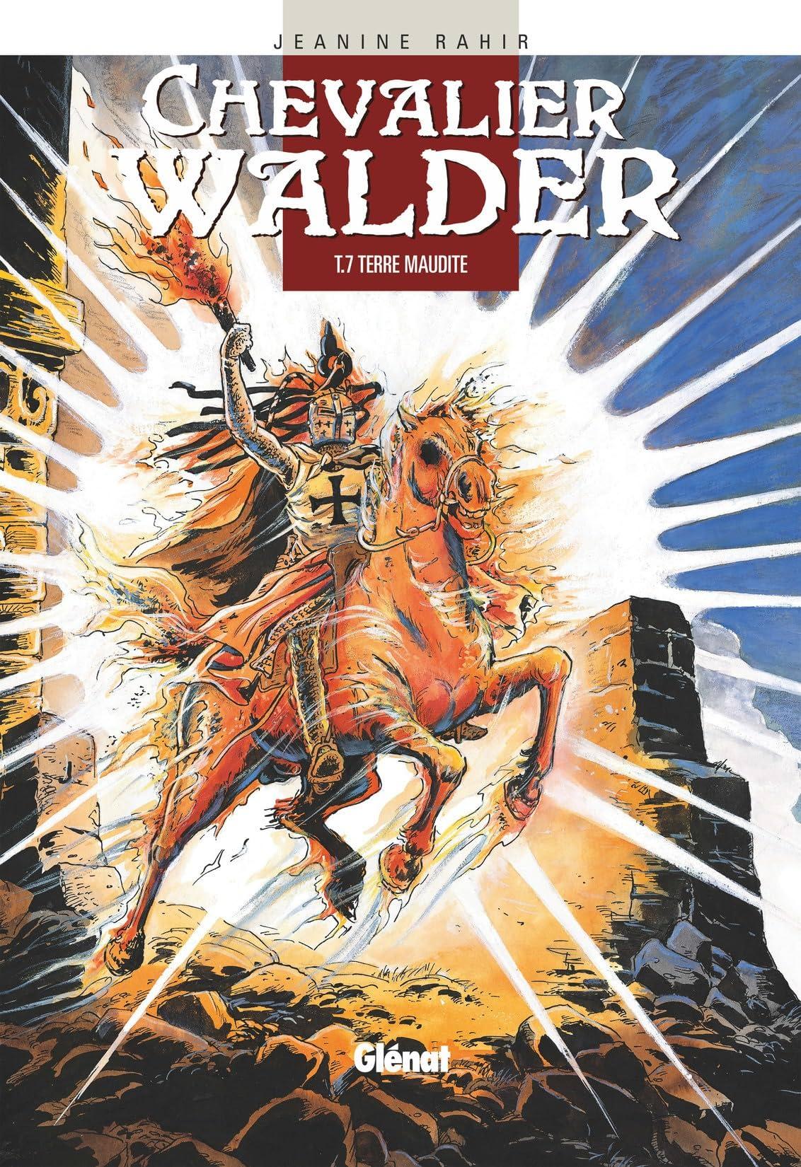 Chevalier Walder Vol. 7: Terre maudite