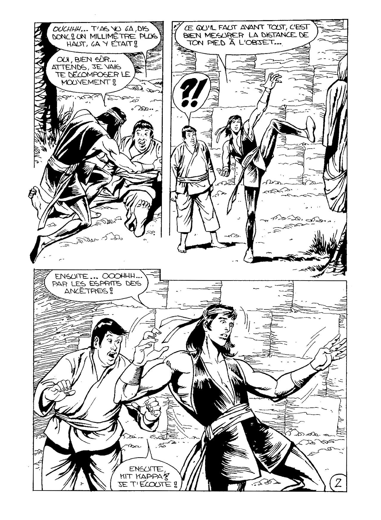 Kit Kappa Vol. 5: Le Grand Prêtre des Mayas