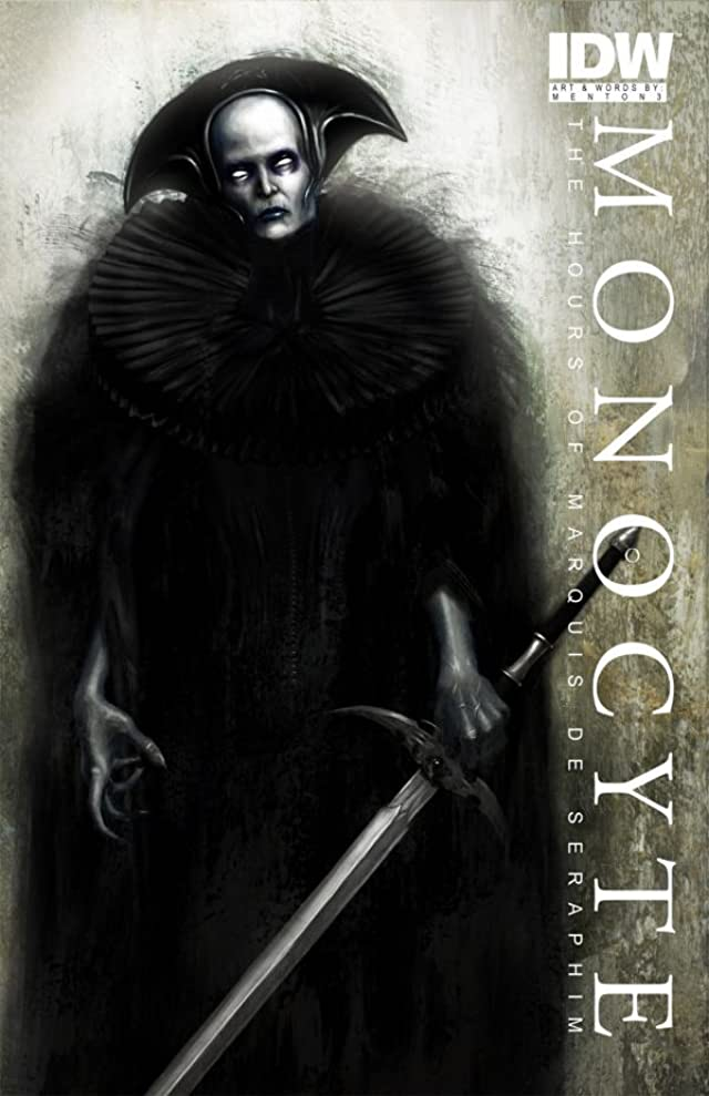 Monocyte #1: Preview