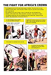 Classics Illustrated JES #60: The Fight for Africa's Crown