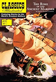 Classics Illustrated JES #61: The Rime of the Ancient Mariner