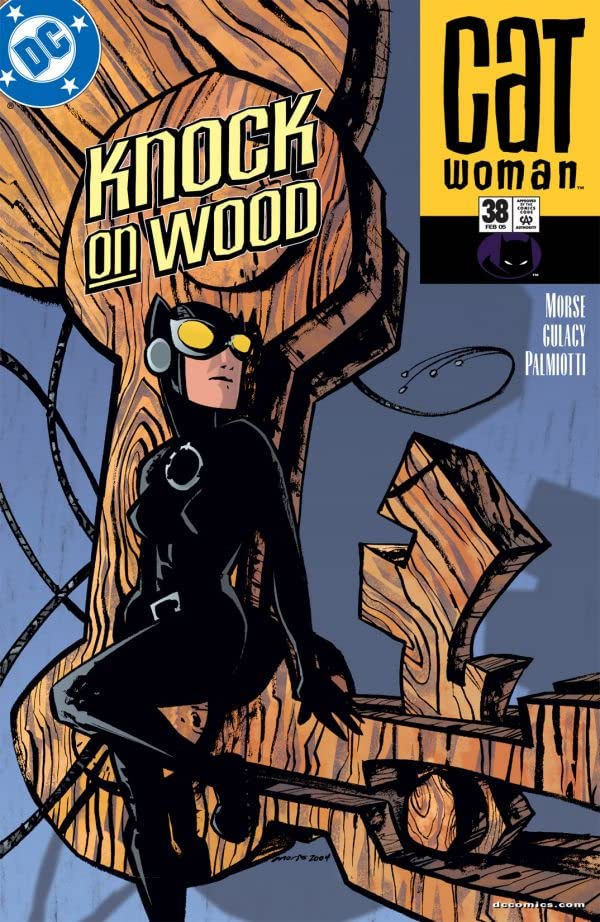 Catwoman (2002-2008) #38