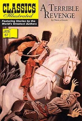 Classics Illustrated JES #67: A Terrible Revenge