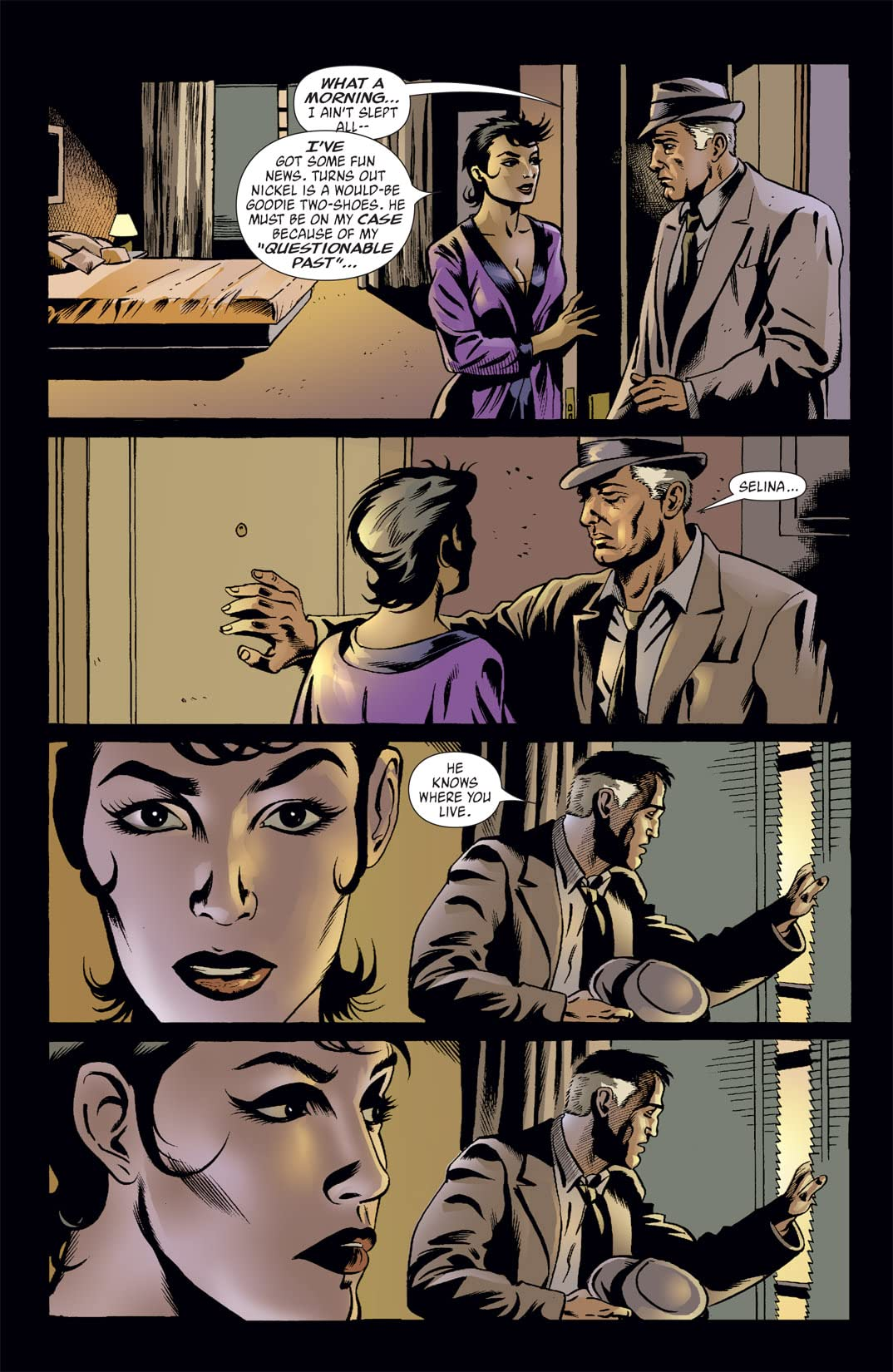 Catwoman (2002-2008) #39