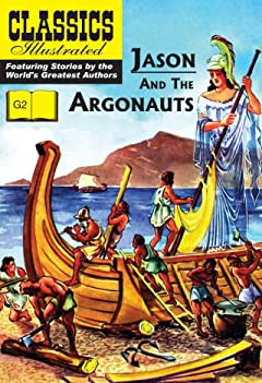 Classics Illustrated Greek #2: Jason and the Argonauts