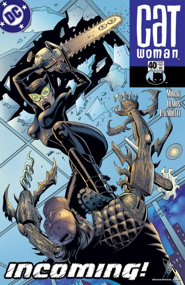 Catwoman (2002-2008) #40