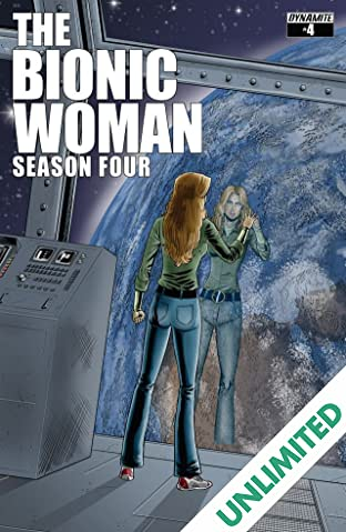 The Bionic Woman: Season Four #4: Digital Exclusive Edition