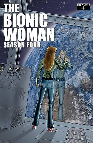 The Bionic Woman: Season Four #4: Digital Exclusive Edition