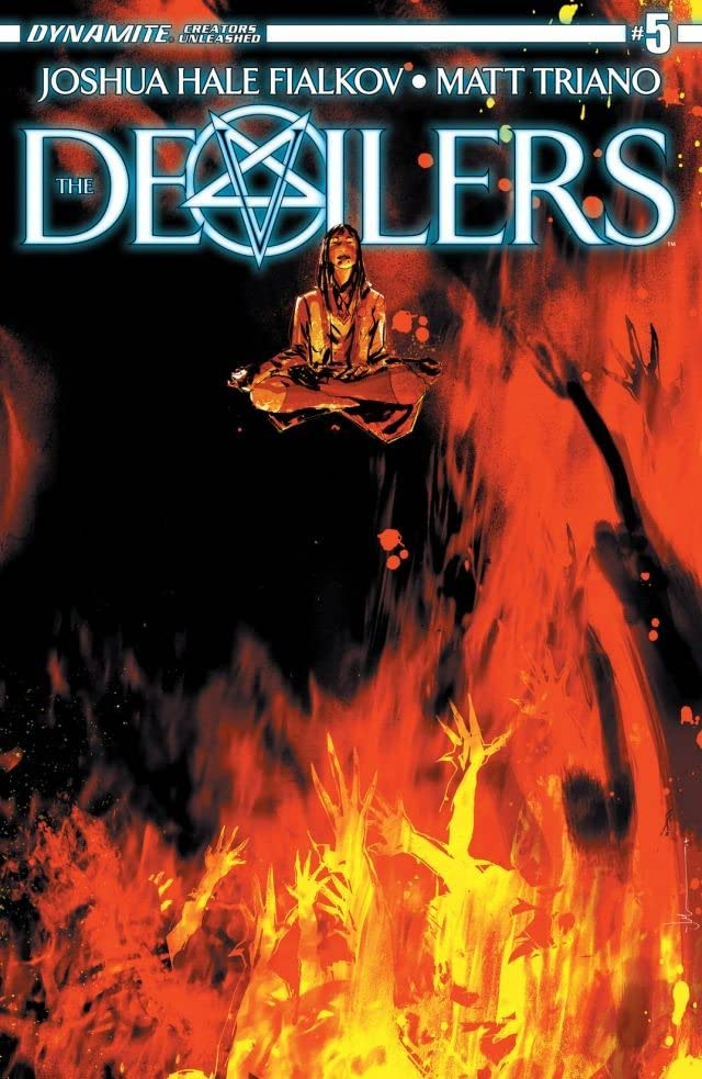 The Devilers #5 (of 7): Digital Exclusive Edition