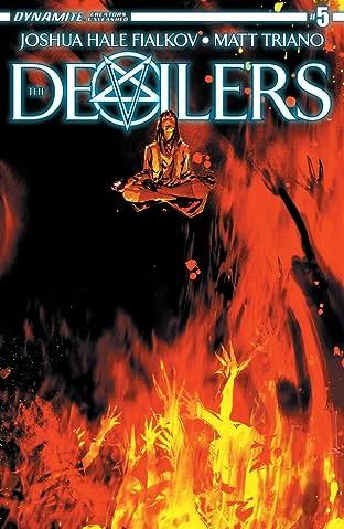 The Devilers No.5 (sur 7): Digital Exclusive Edition