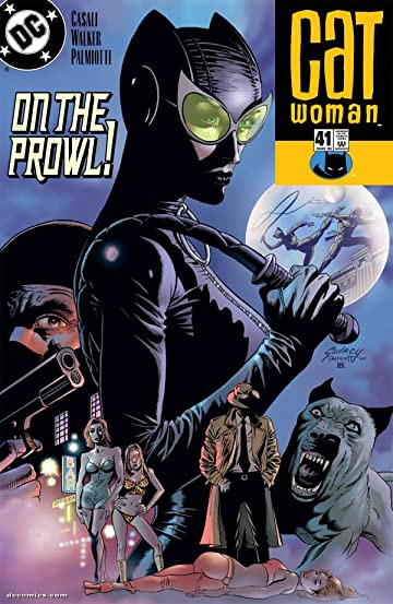 Catwoman (2002-2008) #41