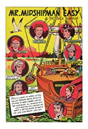 Classics Illustrated JES UK #74: Mr Midshipman Easy