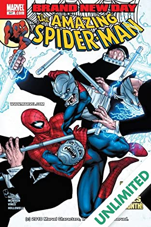Amazing Spider-Man (1999-2013) #547