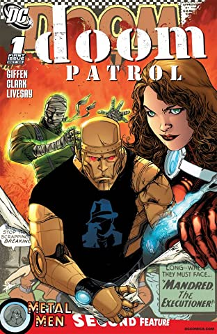 Doom Patrol (2009-2011) No.1