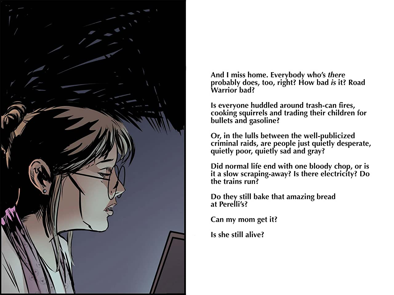 Insufferable: On the Road #7