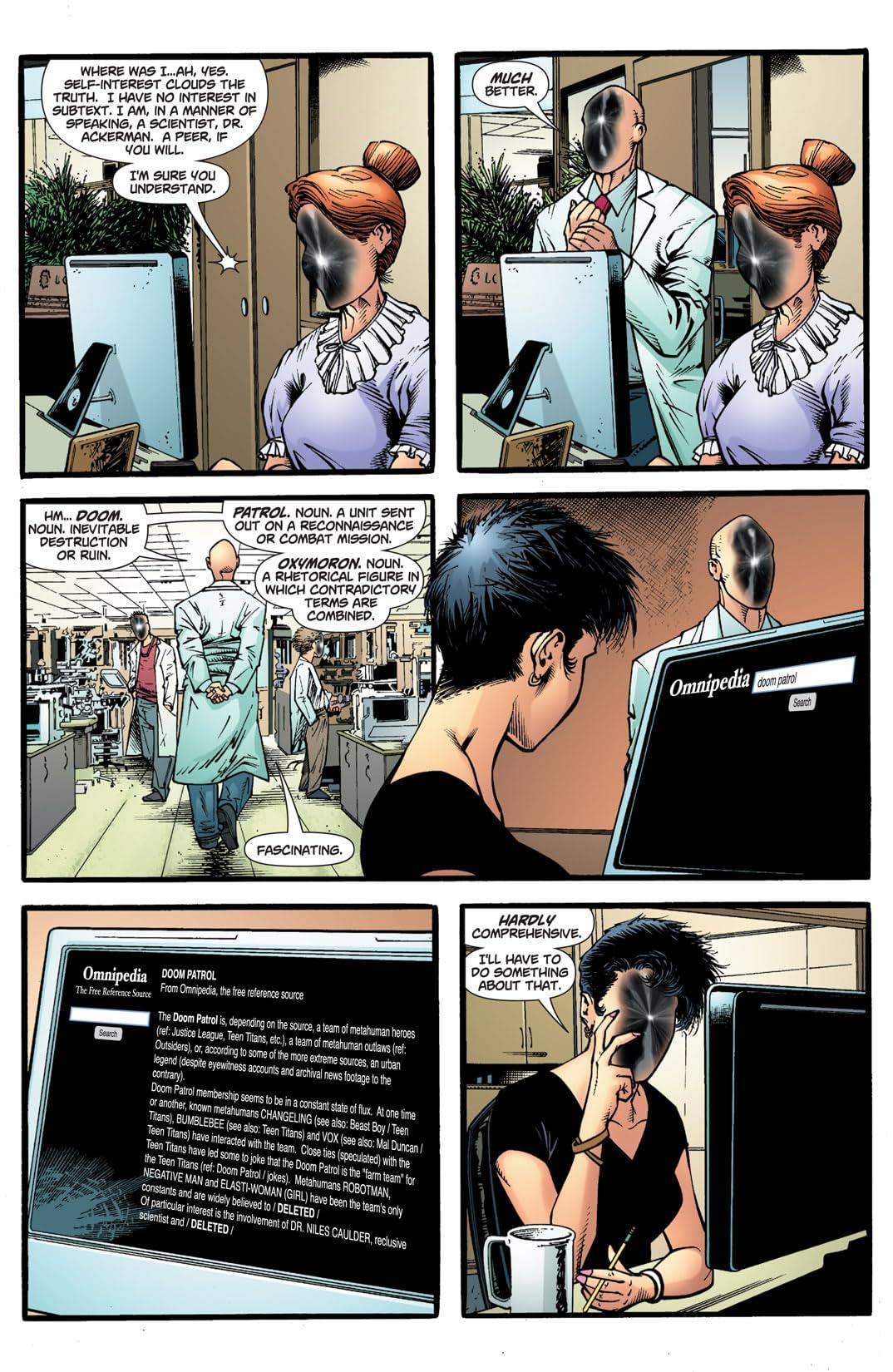 Doom Patrol (2009-2011) #2