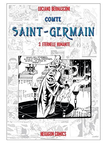 COMTE ST. GERMAIN Vol. 3: Eternelle humanité