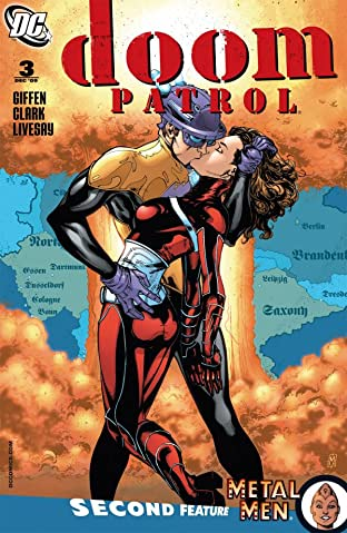 Doom Patrol (2009-2011) No.3
