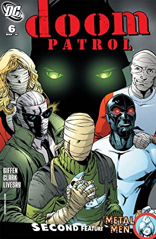 Doom Patrol (2009-2011) No.6