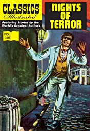 Classics Illustrated JES UK #148: Nights of Terror
