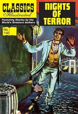 Classics Illustrated JES UK #148: Nights of Terror