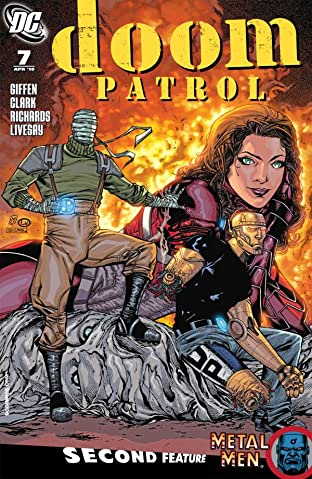 Doom Patrol (2009-2011) No.7