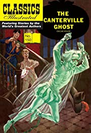 Classics Illustrated JES UK #150: The Canterville Ghost