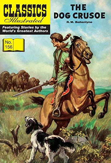 Classics Illustrated JES UK #156: The Dog Crusoe