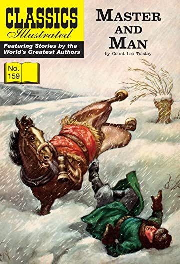 Classics Illustrated JES UK #159: Master and Man