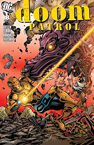 Doom Patrol (2009-2011) No.8