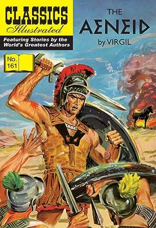 Classics Illustrated JES UK #161: The Aeneid