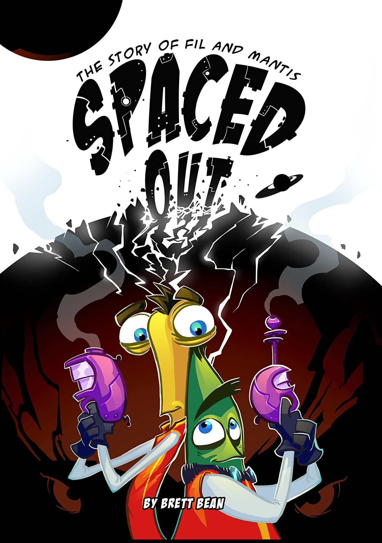Spaced Out! The Story of Fil & Mantis
