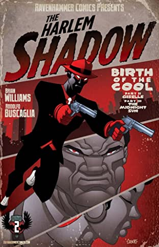 The Harlem Shadow #2