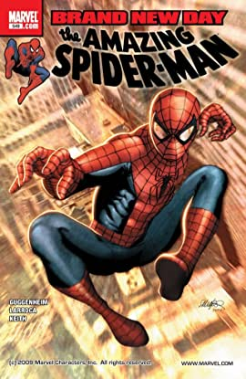 Amazing Spider-Man (1999-2013) #549