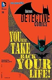 Detective Comics (2011-2016) #38
