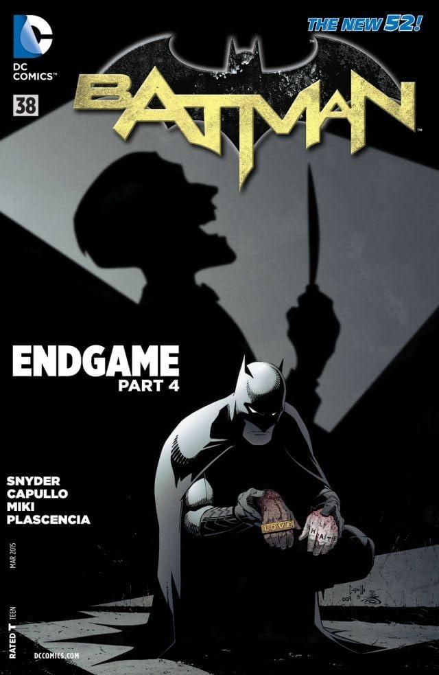 Batman (2011-2016) #38
